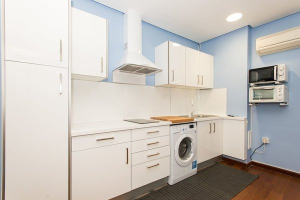 Apartment Alameda - фото 9