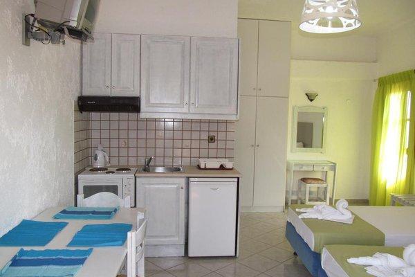 Valentina Apartments - фото 11