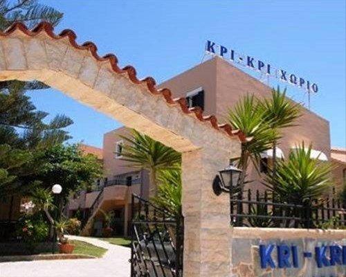 Kri-Kri Village Holiday Apartments - фото 23