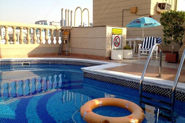 Zain International Hotel - фото 16