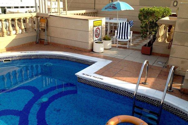 Zain International Hotel - фото 17