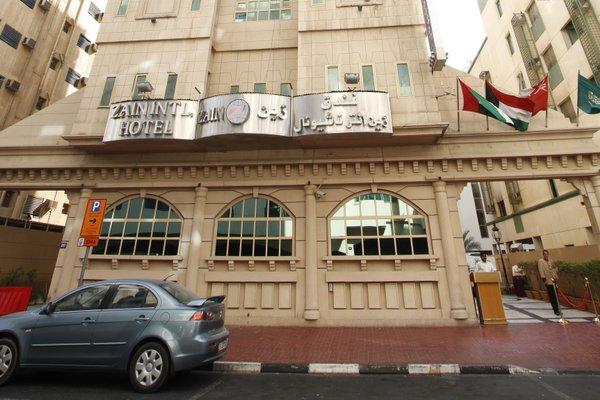 Zain International Hotel - фото 21