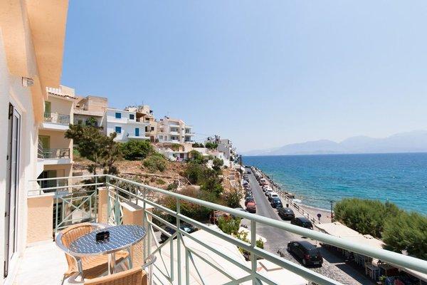Гостиница «Delta», Агиос Николаос, Крит