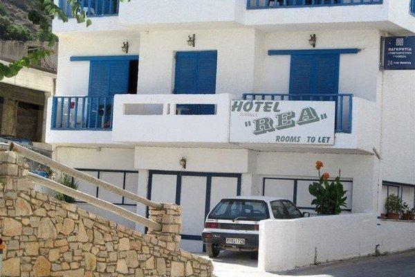 Гостиница «Rea», Агиа Галини