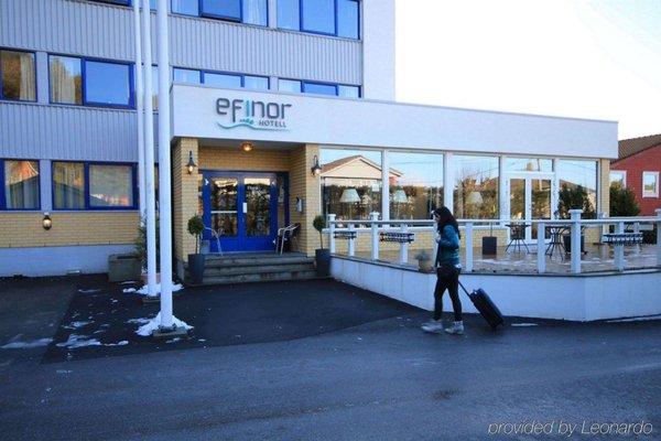 Efinor Hotel Floro - фото 18