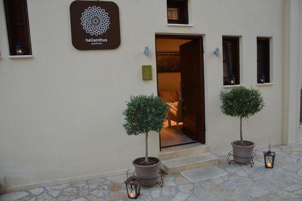 Helianthus Guesthouse - фото 20