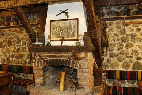 Отель «Makedonska Kruchma», Добриниште
