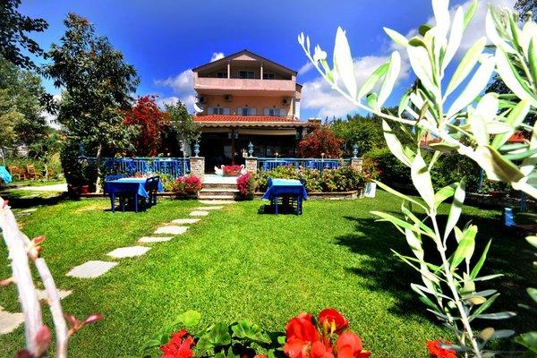 Гостиница «Angelos Garden», Торони