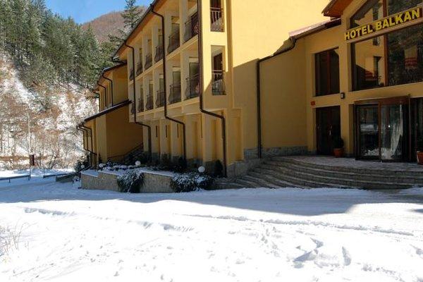 Balkan Hotel - фото 21