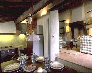 Отель «Borgo di Vagli», Pergo