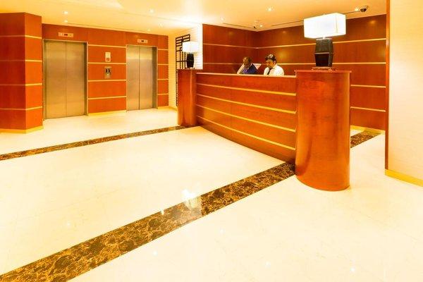 Rush Inn Hotel - фото 11