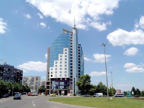 Отель Мираж - фото 22