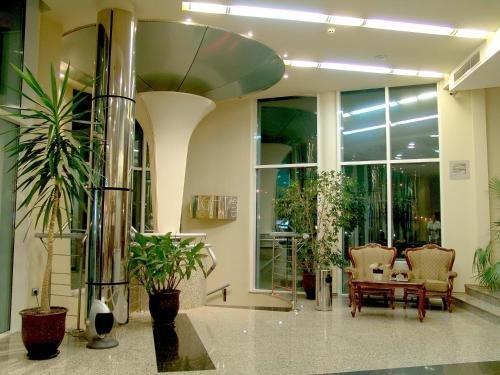 Отель Мираж - фото 14