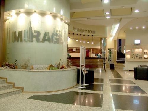 Отель Мираж - фото 15