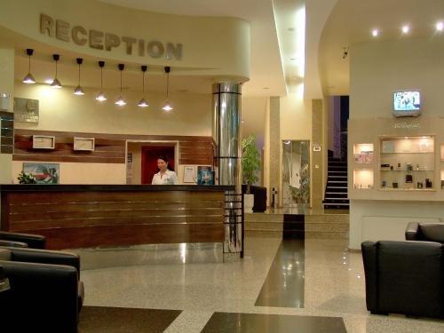 Отель Мираж - фото 16