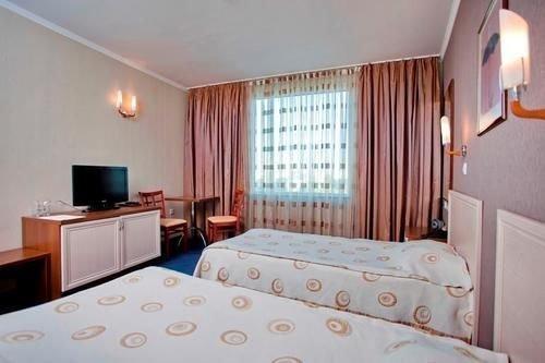 Отель Мираж - фото 2