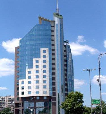 Отель Мираж - фото 20