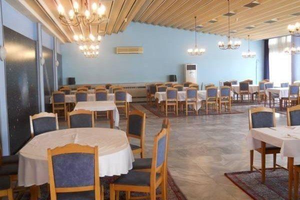 Гостиница «COSMOS», Бургас