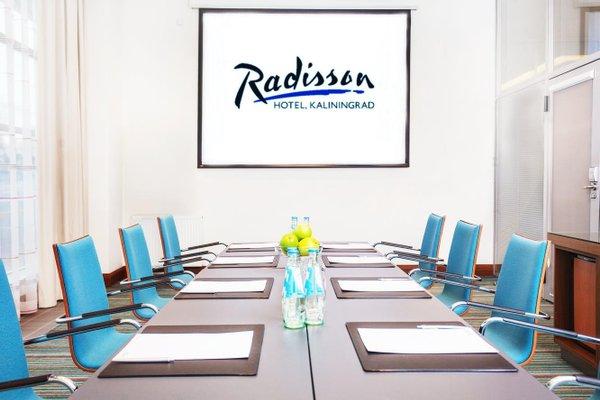 Отель Radisson Калининград - фото 16