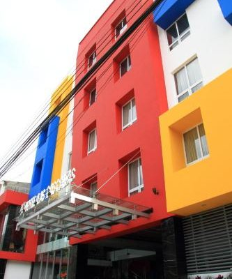 Hotel Las Cascadas - фото 21