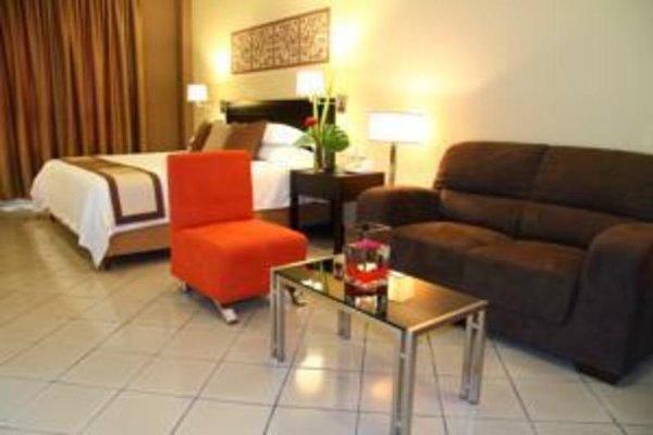 Hotel Las Cascadas - фото 5