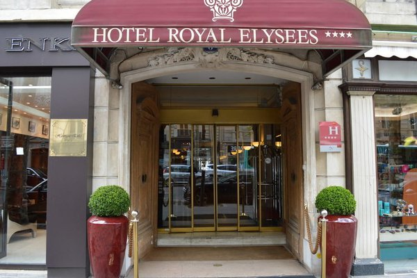 Hotel Royal Elysees - фото 20