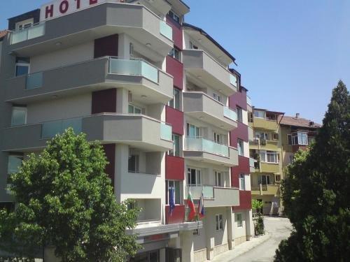 Hotel Alpha - фото 22