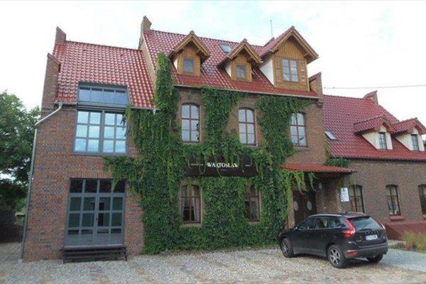 Hotel Wartoslaw - фото 22