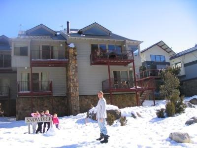 Snowdrift Chalet - фото