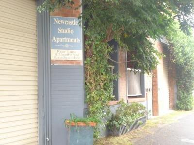 Newcastle Studio Apartments, Ньюкасл