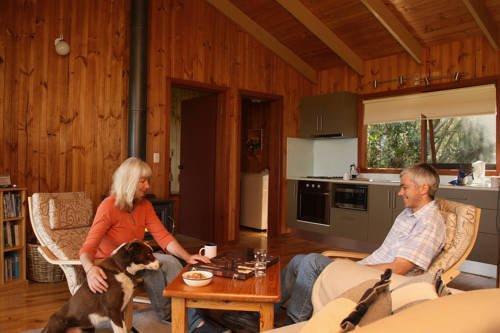 Johanna River Farm & Cottages - фото 2