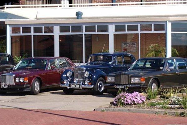 Apollon Motor Inn Victor Harbor - фото 19