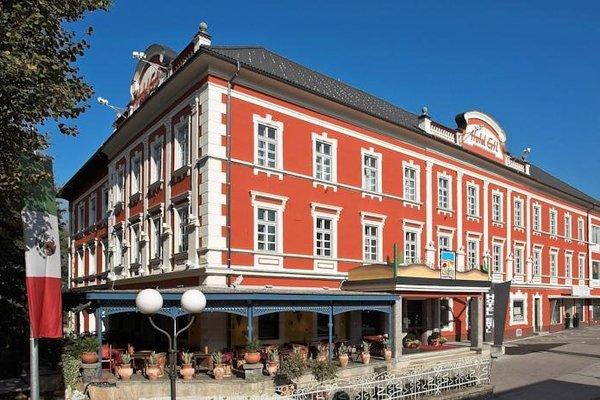 Hotel Ertl & mexican cantina salud - фото 18