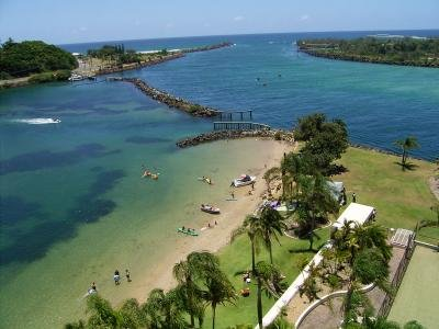 Гостиница «Sails on Blue Lagoon», Туид Хедс