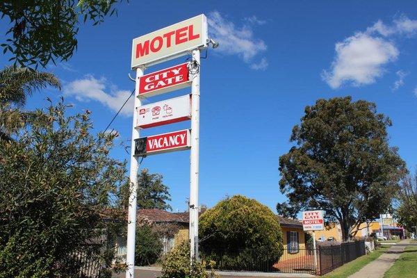 City Gate Motel - фото 13