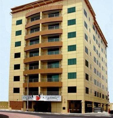 City Heart Hotel Apartments - фото 16