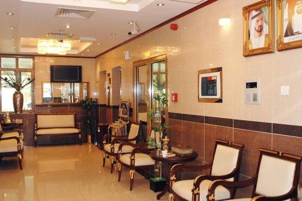 City Heart Hotel Apartments - фото 6