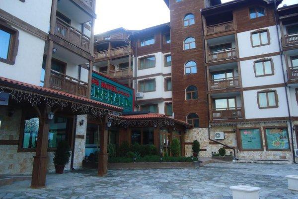 Emerald Hotel & Spa - Ultra Half Board - фото 20