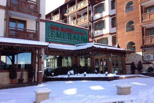 Emerald Hotel & Spa - Ultra Half Board - фото 23