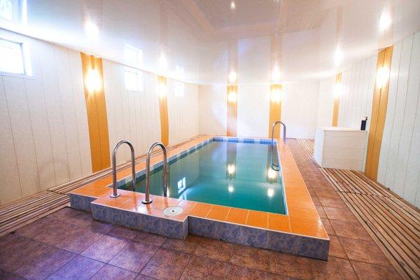 Отель Бурдугуз - фото 8