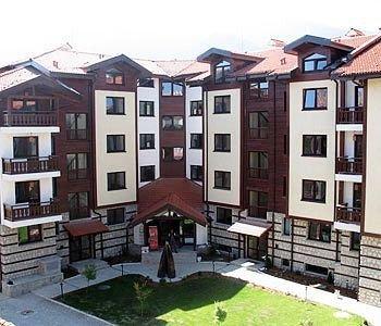 Aparthotel Winslow Highland - фото 22