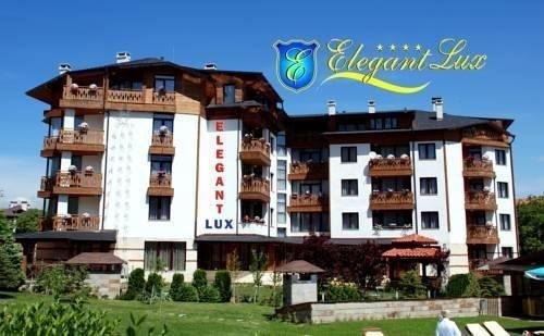 Elegant Lux Hotel - фото 23