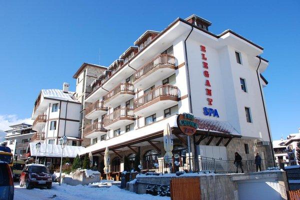 Elegant Spa Hotel - фото 22