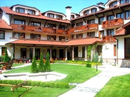 Evelina Palace Hotel - фото 19