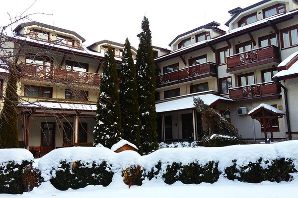 Evelina Palace Hotel - фото 23