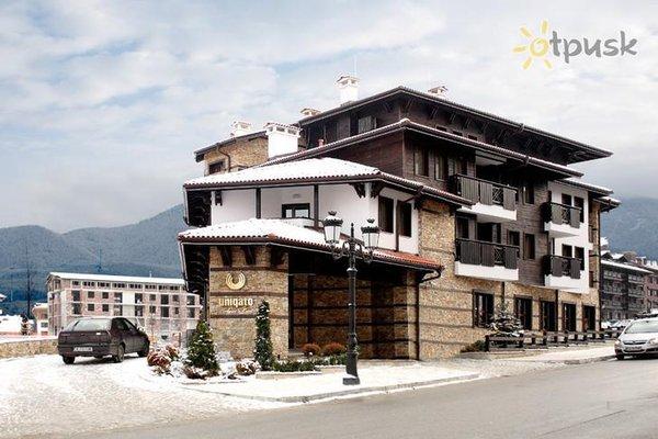 Boutique Hotel Uniqato - фото 22