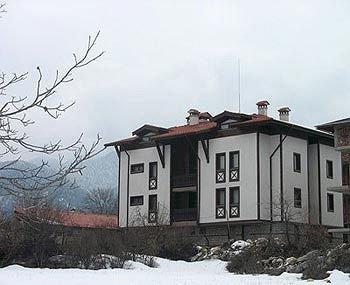 Vassiliovata Kashta Apartments - фото 2