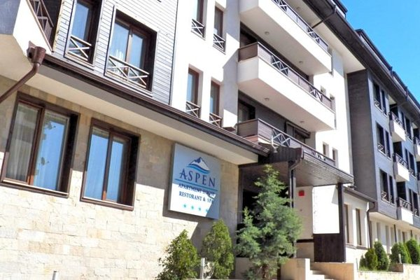 Aparthotel Aspen - фото 23