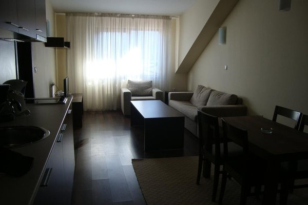 Aparthotel Aspen - фото 8