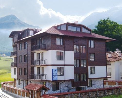 Mountain Romance Apartments & Spa - фото 50